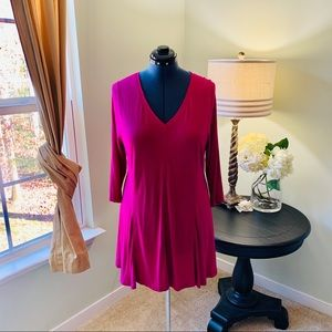 Lane Bryant Long Sleeve Tunic Size 14/16
